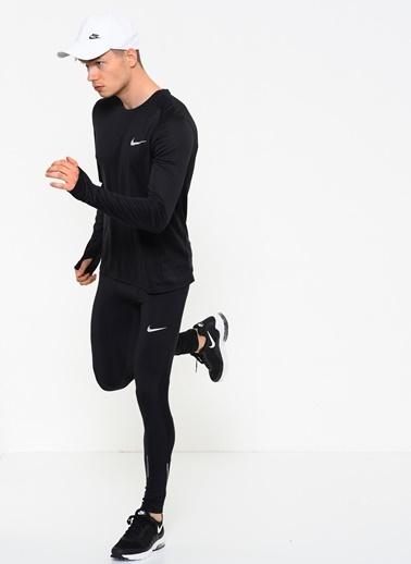 Nike Uzun Kollu Sweatshirt Siyah